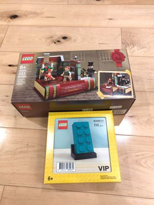 Lego Charles Dickens Tribute40410 and Lego 6346101 for Sale in Monrovia, CA