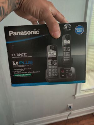 Panasonic home phones for Sale in Chandler, TX