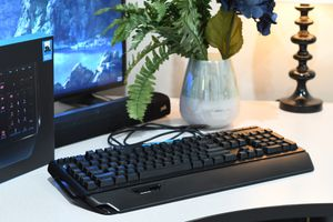 Logitech G910 Mechanical Gaming Keyboard for Sale in Asheville, NC