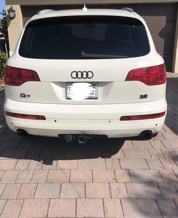 2007 Audi Q7 For Sale By Owner