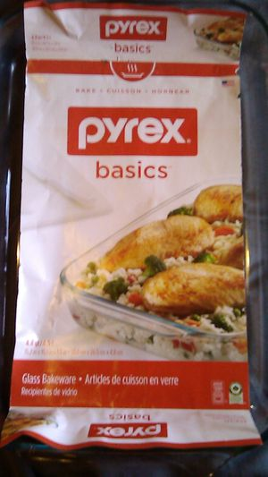 Brand new Pyrex 12x10 pan for Sale in Torrance, CA