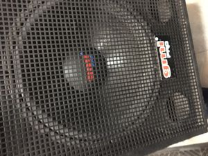 Subwoofer 🔊 18 inches 1200 watts for Sale in Boston, MA