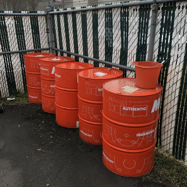 Oil/Gas/Diesel Drums