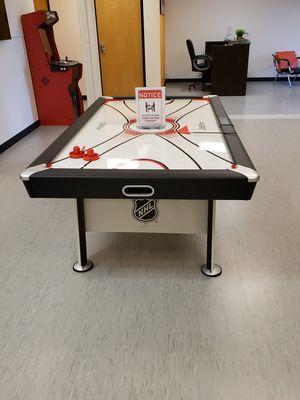 """84"""" air hockey table for Sale in Sacramento, CA"""