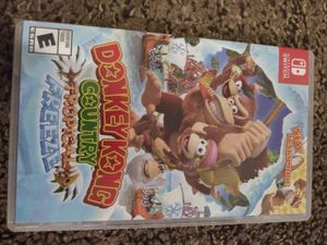 Donkey Kong Country tropical Freeze for Sale in Arvada, CO