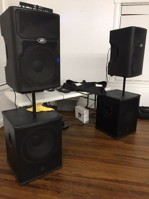 Dj Speakers for Sale in Bartow, FL