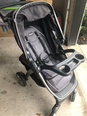 2017 Chicco Bravo single Stroller for Sale in Orlando, FL