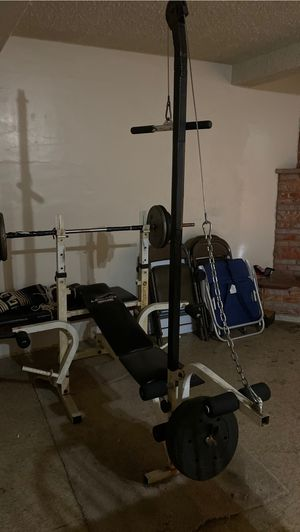 Weight bench for Sale in Hayward, CA