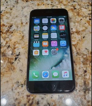 iPhone 6 Unlocked Like new for Sale in Rockville, MD