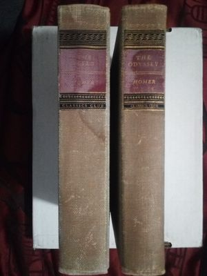 Homer's The Iliad and The Oddysey for Sale in Virginia Beach, VA