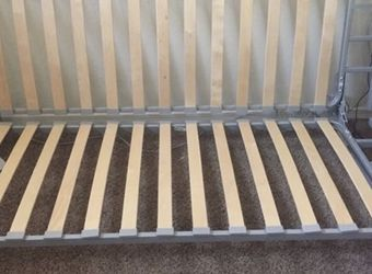Queen Futon / Bed frame for Sale in Renton,  WA