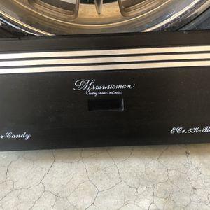 Mrmusicman EAR CANDY 1,500RMS Class D Mono Amp for Sale in Tempe, AZ