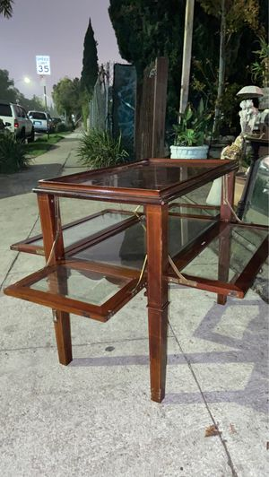 Antique table bar for Sale in Los Angeles, CA