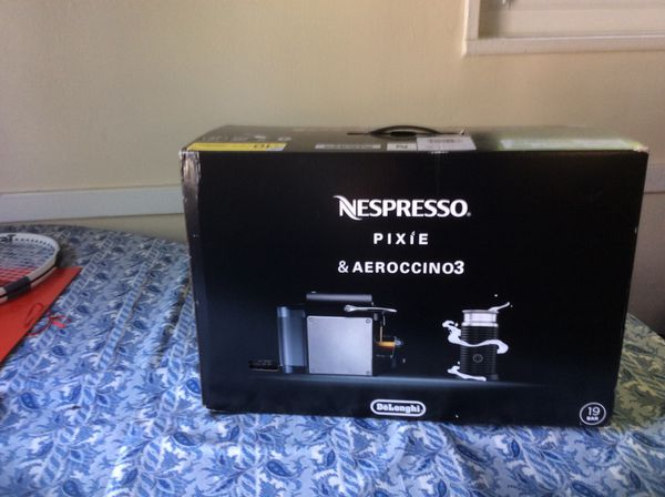 Nespresso Delonghi 19 bars Original price is 315.00$ at Macy' stores my offer price is 150.00$ Thanks