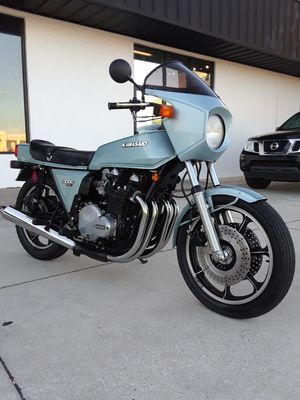 1978 Kawasaki Z1R KZ1000 VINTAGE STREET BIKE for Sale in Sarasota, FL