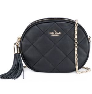 KATE SPADE round quilted purse (authentic) for Sale in Glendale, CA