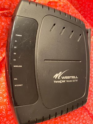 DSL Modem for Sale in Bellevue, WA