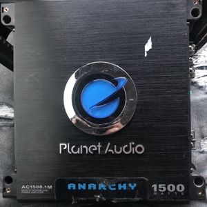 Planet Audio Amplifier for Sale in San Diego, CA