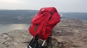 Mint Kelty external frame hiking backpack for Sale in Sugar Grove, IL