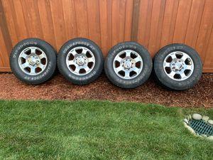 "4X4 Dodge 2500 Wheels 18"" for Sale in Bonney Lake, WA"