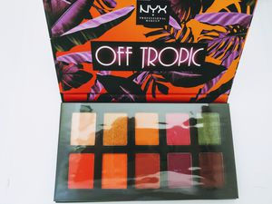 Nyx Off - Tropic shadow pallete for Sale in Long Beach, CA