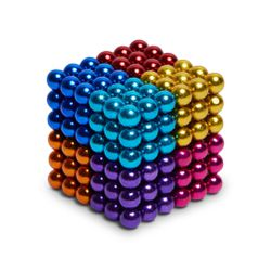 NEO CUBE - Stress Relieving Office Desk Decor | 216 Piece Magnetic Fidget Toy for Sale in Yadkinville,  NC