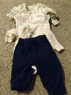 Carter's 3-6 month lot set of 5 for Sale in Kirkland, WA