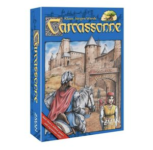 New Sealed Carcassonne Classic Z-Man Board Game for Sale in Athens, GA