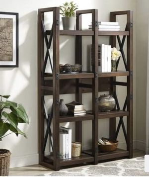 Pottery barn shelves storage closet cabinets for Sale in Kenner, LA
