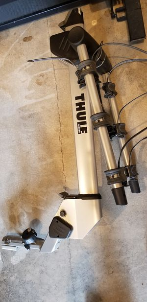 thule bike rack helium pro 3 for Sale in Brier, WA