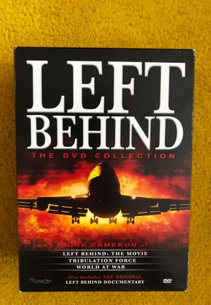 Left Behind 3 disc collection for Sale in Indian Trail, NC