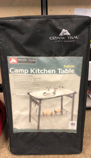 Camp table for Sale in Maple Valley, WA