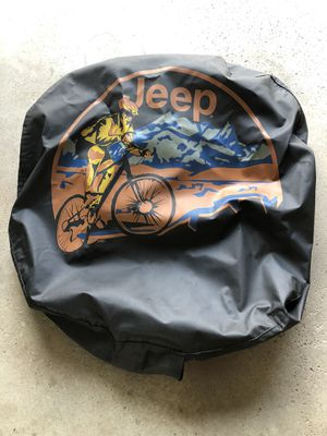 Jeep wheel cover for Sale in Schuylkill Haven, PA