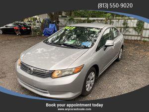 2012 Honda Civic for Sale in Tampa, FL