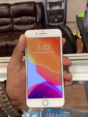 iPhone 8 plus for Sale in Seattle, WA