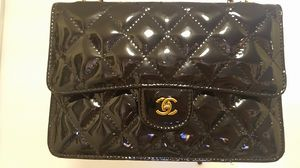 Black Chanel Bag for Sale in Watertown, MA