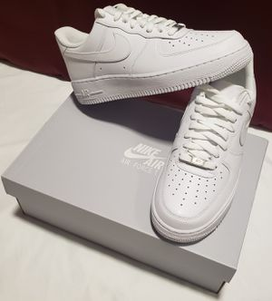 Nike Air Force 1 Low White , Men's, Size US 9.0 for Sale in Queens, NY
