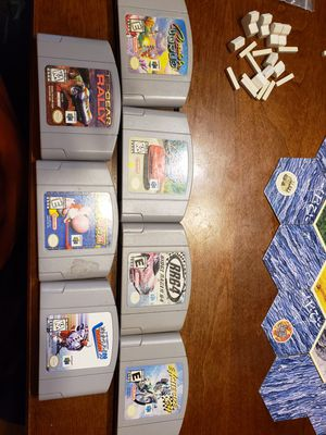 Nintendo 64 games for Sale in Cottage Grove, MN