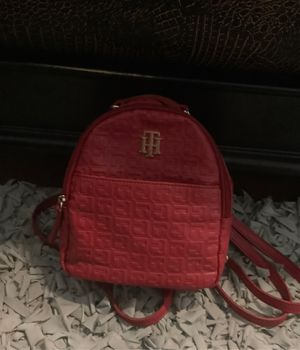 Tommy Hilfiger backpack purse for Sale in Freeburg, IL