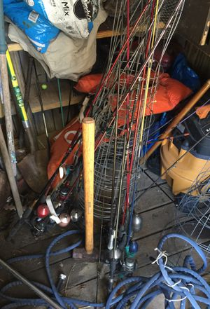 Ariosto fishing poles for Sale in Linden, MI