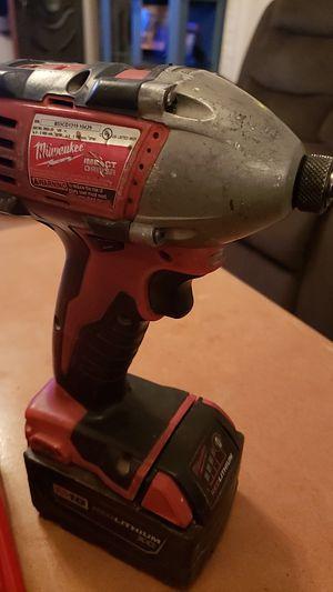 Milwaukee drill for Sale in La Puente, CA