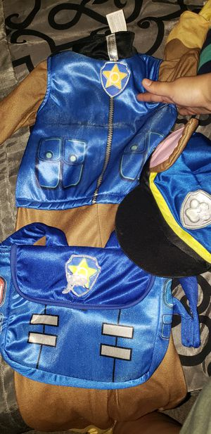 Paw patrol costume for Sale in Des Plaines, IL