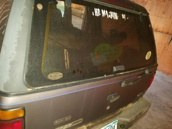 1996 ford explorer xlt 4x4