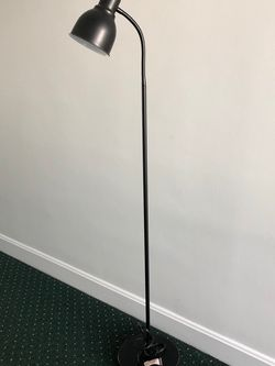 Bronze Gooseneck Floor Lamp with LED Bulb for Sale in Waltham,  MA