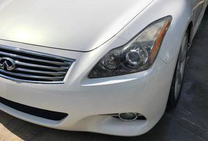 2010-2016 INFINITI G37 Q60 COUPE FRONT LEFT DRIVER SIDE HEADLIGHT for Sale in Fort Lauderdale, FL