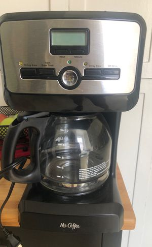 Mr Coffee Maker for Sale in South Pasadena, CA