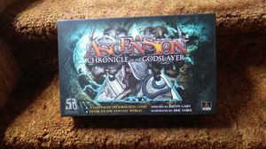 Ascension: Deckbuilding Game (2010) for Sale in Cedar Falls, IA
