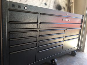 Brand New Matco Tools 3 bay 4325rp. Fishing Boat wanted! for Sale in Mesa, AZ