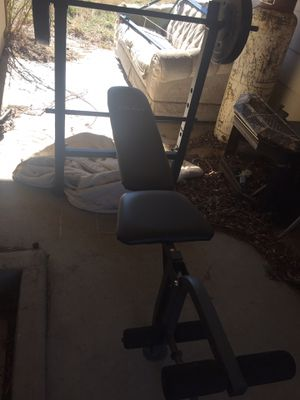 Weight bench for Sale in Klamath Falls, OR