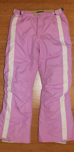 Girls youth ski snowboard snow pants 14 for Sale in Renton, WA
